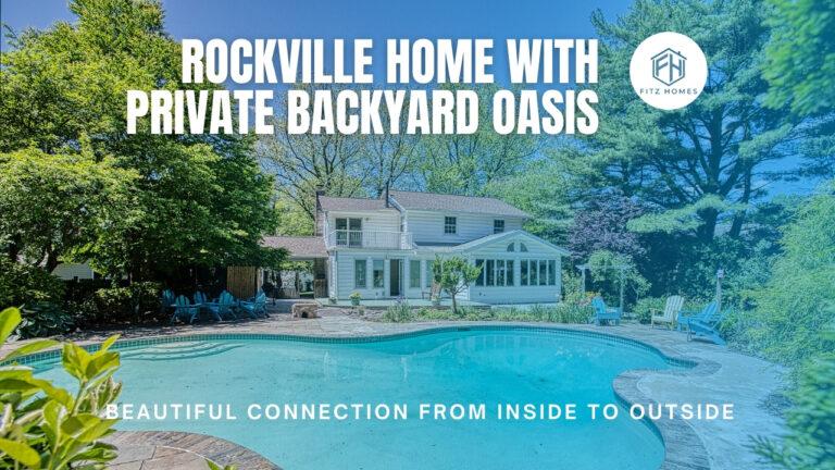 Rockville Homes for Sale